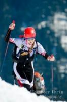 S Barborou Veselou o skialpinismu